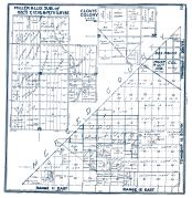 Sheet 002 - Townships 11 and 12 S, Ranges 11 and 12 E., Clovis Colony, Dos Palos, Miller and Lux Sub., Fresno County 1923